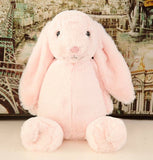 Personalized Easter Bunny- Solid  GREY