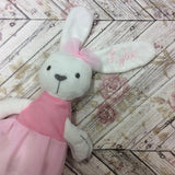 Ballerina Bunny- Red