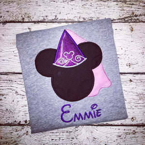 Personalized Princess Hat Minnie Disney Design