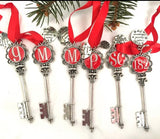 SANTA KEY- PERSONALIZED
