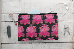 Bright Floral Pouch
