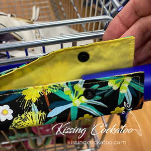 Shopping Trolley handle cover