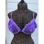 Purple Festival and Rave Bra