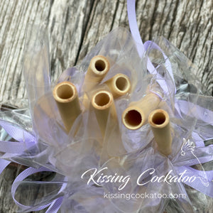 3 x Oreo Hot Chocolate Bamboo Straw Sweet treat or gift