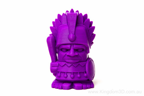 Aztec Chief by Makerbot