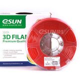 eSUN 3d Printer Filament Red