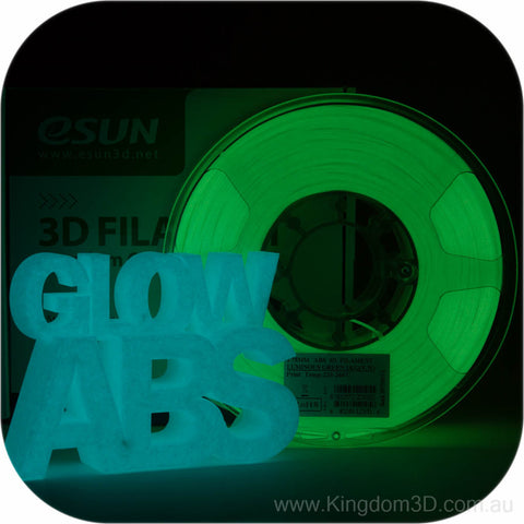 eSUN Luminous Glow ABS