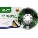 esun petg 3d printer filament