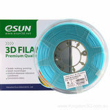 esun light blue pla