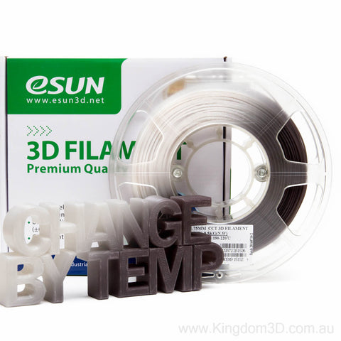 eSUN Colour Change by Temperature Filament