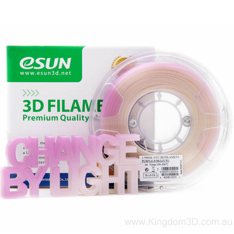 eSUN Colour Changing Filament