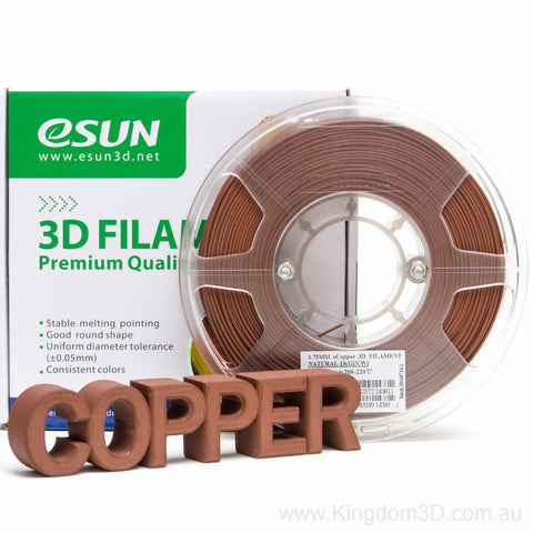 eSUN Copper 3D Filament
