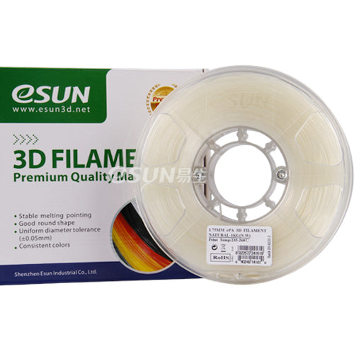 eSUN ePA Nylon 3D Printer Filament