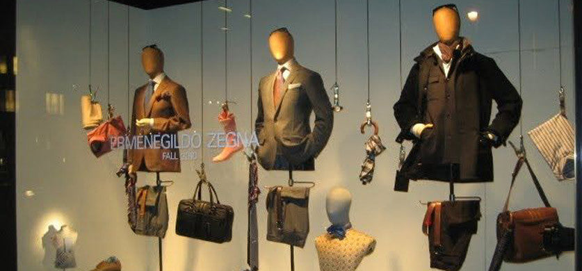 How To Effectively Use Dress Forms In Apparel Stores
