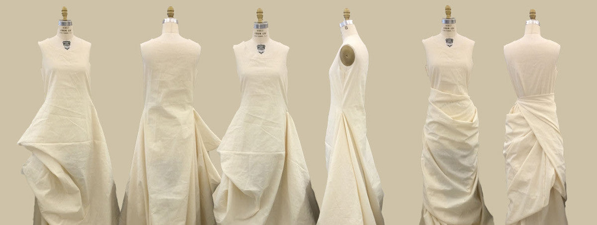 Fashion Draping – Learn How To Create Amazing Garments