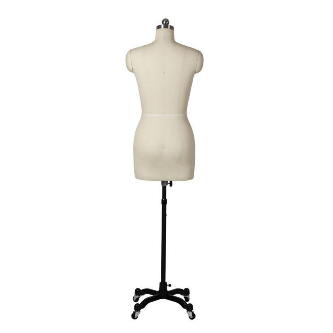 Female Professional Dress Form with Removable Shoulders