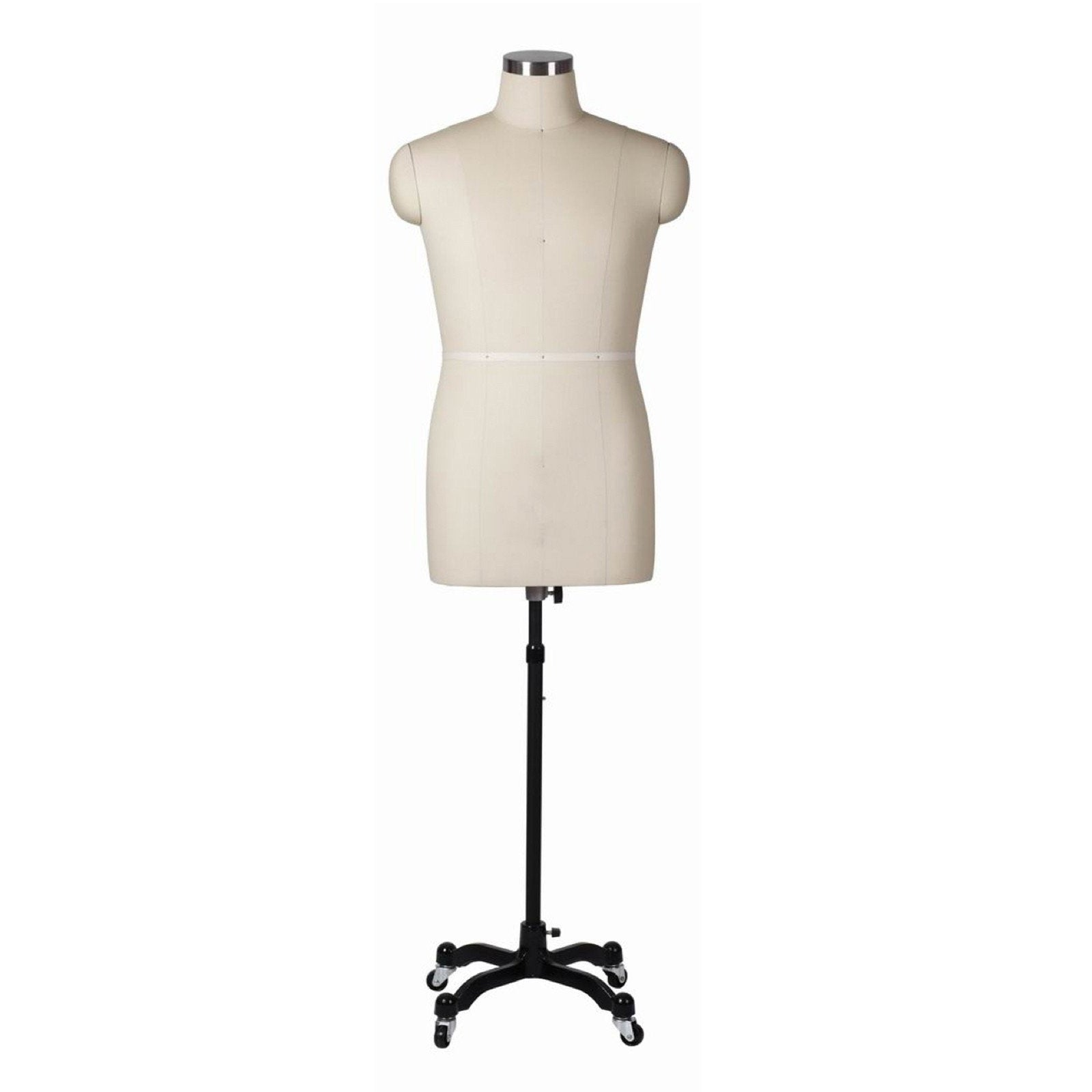 Charmant Male Professional Dress Form With Removable Shoulders ...