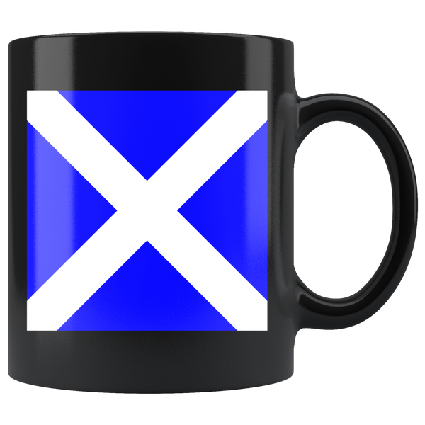 Nautical Flag Mugs K-O