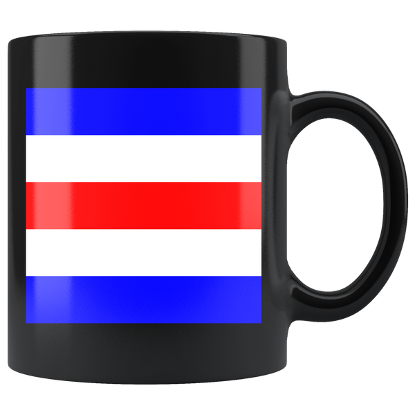 Nautical Flag Mugs A-E