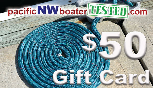 Boater TESTED Gift Card