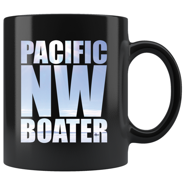 Pacific NW Boater Mug