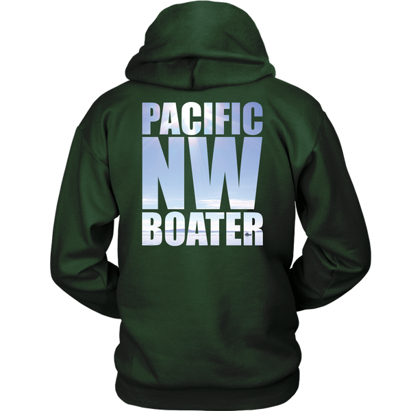 Pacific NW Boater Hoodie