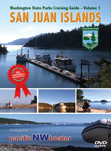 DVD Cruising Guide- San Juan Islands - $19.95
