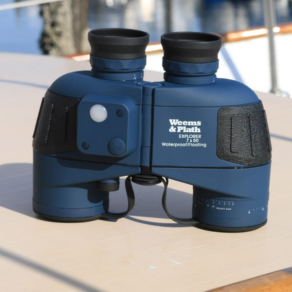 Weems & Plath EXPLORER 7X50 Binoculars
