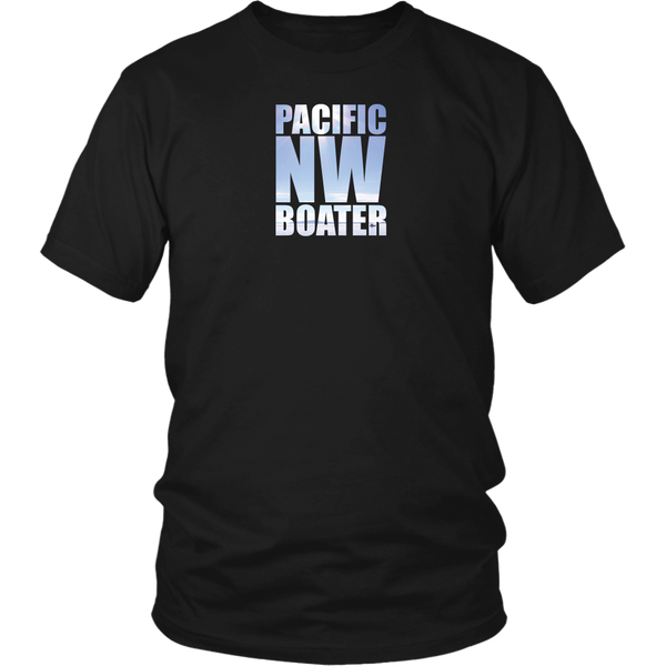 Pacific NW Boater Shirt