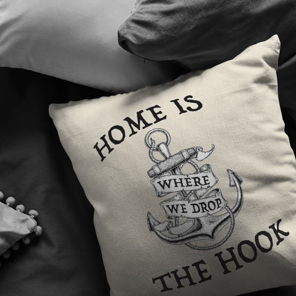 Home is Where We Drop the Hook