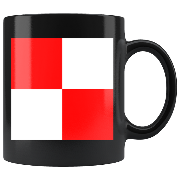 Nautical Flag Mugs U-Y
