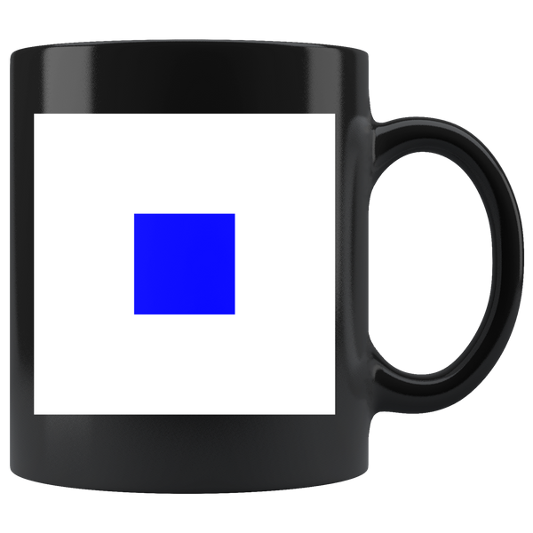 Nautical Flag Mugs P-T