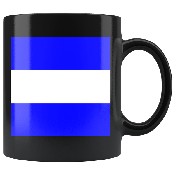 Nautical Flag Mugs F-J