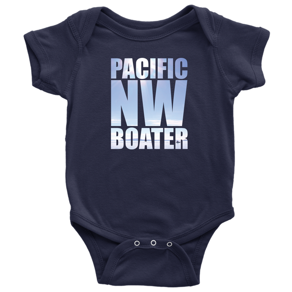 Pacific NW Boater Onesie