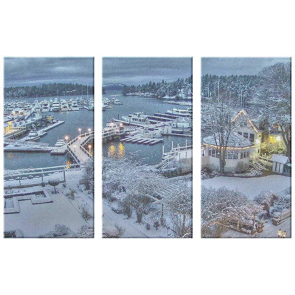 Roche Harbor Winter Wonderland