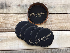 Custom Bar Coasters