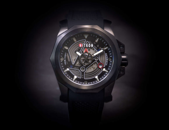 Nitron Circuit Black