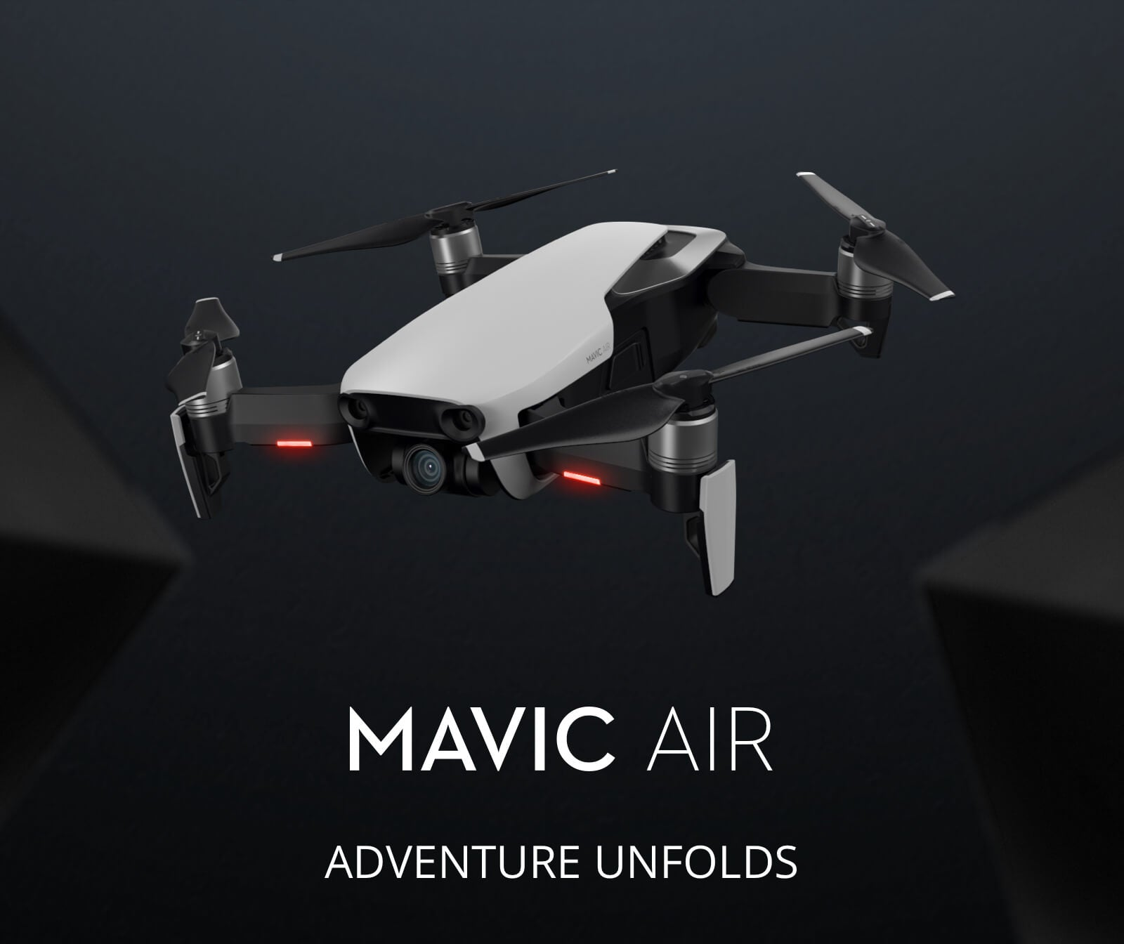 Mavic Air Adventure Unfolds