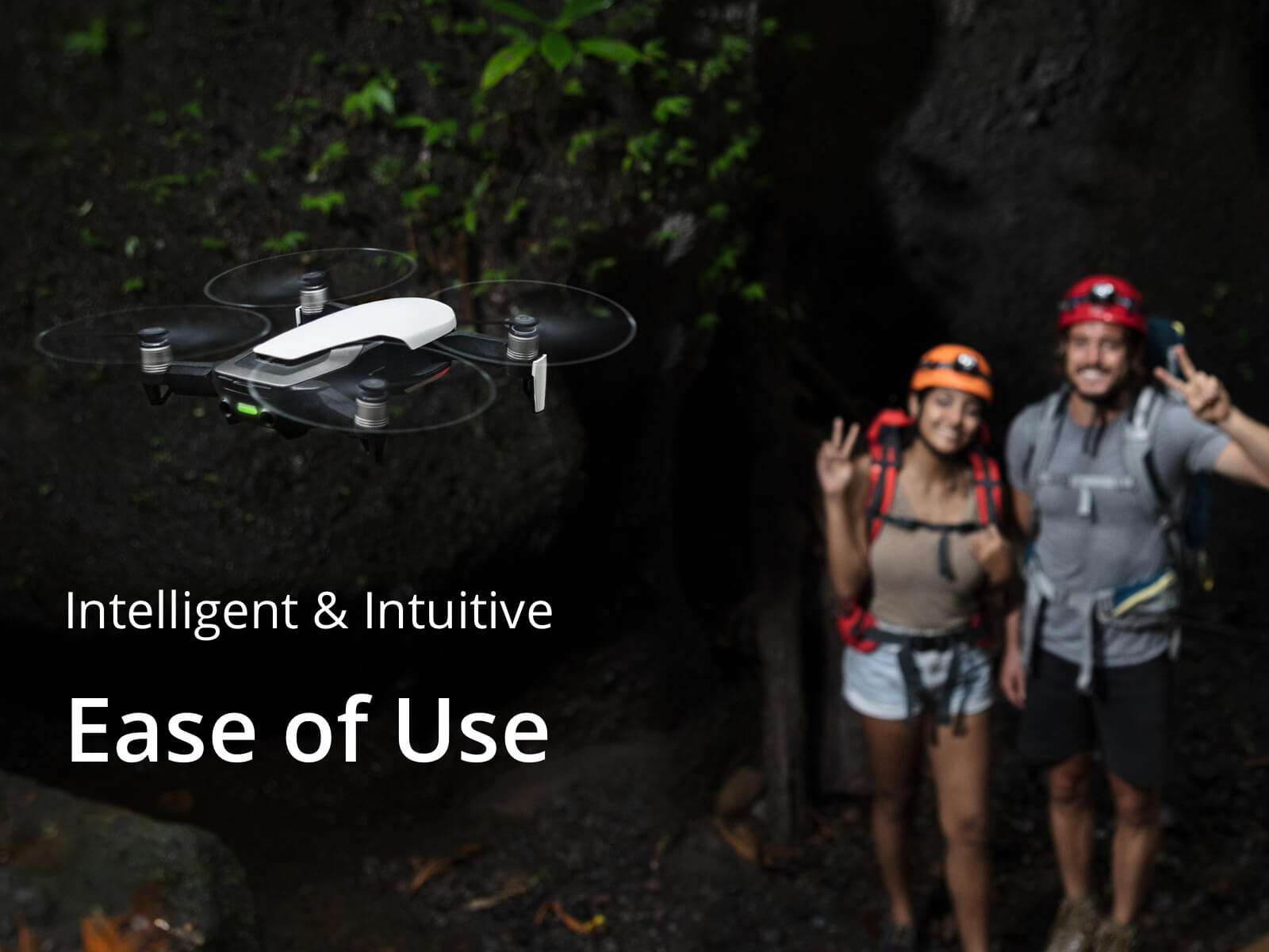 Easy to Use DJI Mavic Air
