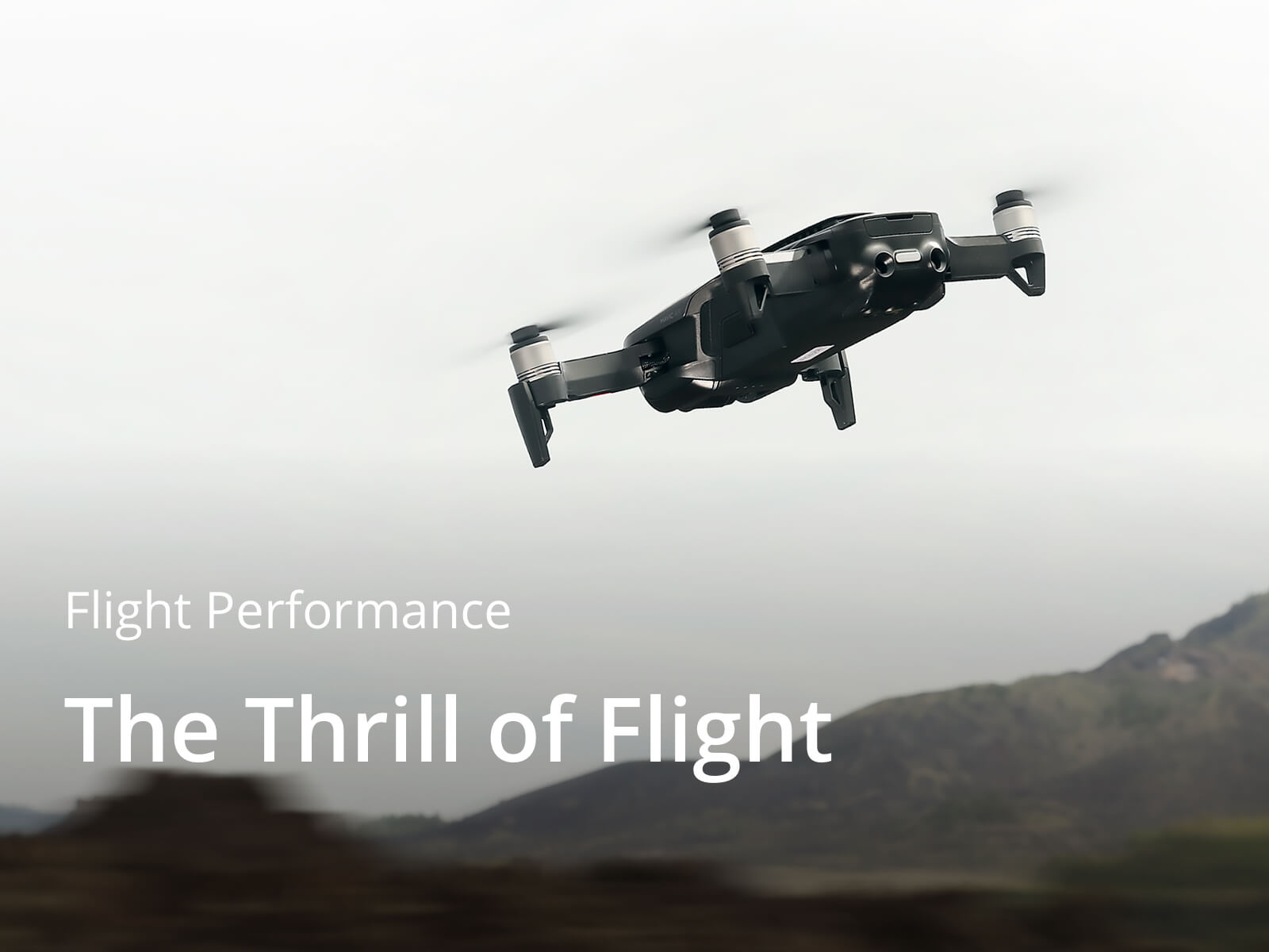 Thrilling DJI Mavic Air Flights