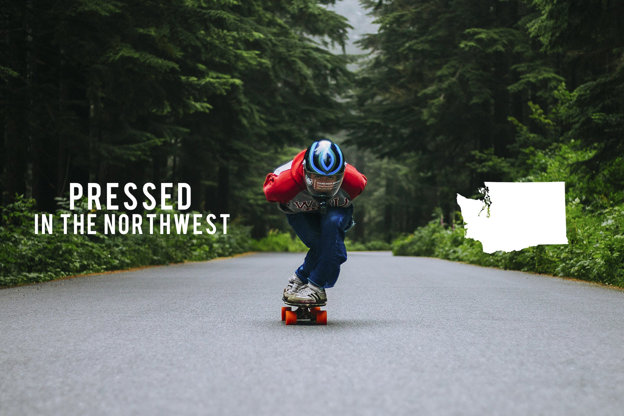 Subsonic Skateboards have been made in the Pacific Northwest since 1999