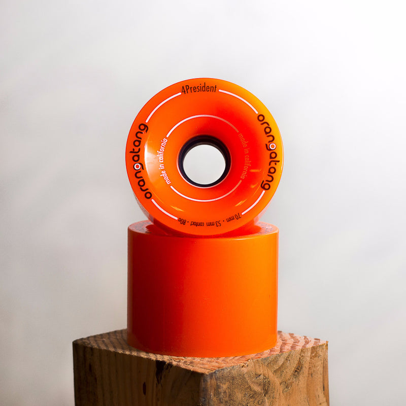 Orangatang 80a 4Pres 70mm Wheels