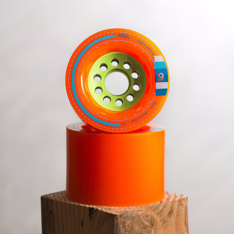 Orangatang 80a Kegel 80mm Wheels