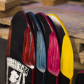 Magenta Shadow 37 Blackout Longboard Deck