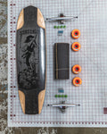 One of a Kind #74: Legend 35 Longboard