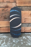 Subsonic Skateboards Illuminati longboard deck top