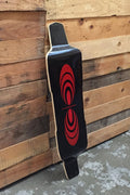 Subsonic Skateboards Century 40 One-of-a-Kind longboard bottom
