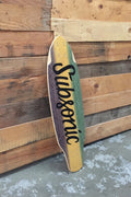 Subsonic Skateboards Pulse Mini Cruiser 32 longboard base
