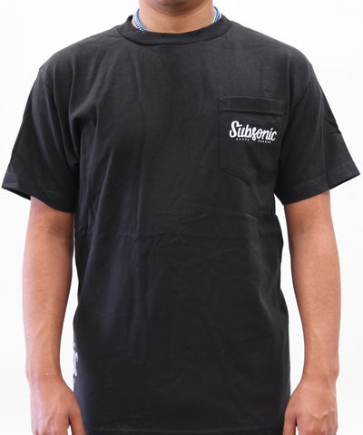 Squad Pocket Tee - Black