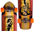 Subsonic Skateboards Shadow 37 longboard complete